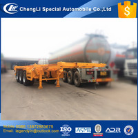CLW Container Transport Trailer 3 Axle