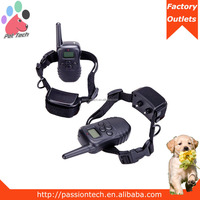 2016 New Pet Accessories night vision function available 998d dog training collar