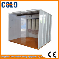 Powder Spray Booth