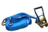 Material polyester cargo lashing/lashing straps/container belt