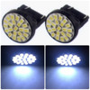 good feedback 1206 22smd led 7440, 7443 w21/5w car bulb, 3156, 3157 led run brake light
