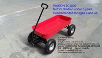 wheelbarrow prices wagon, children wogon TC1800,Gargen cart , folding trolley