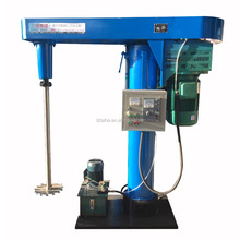 High speed lift dispersing machine disperser machine for Paint , Coating , Latex Paint , Glue