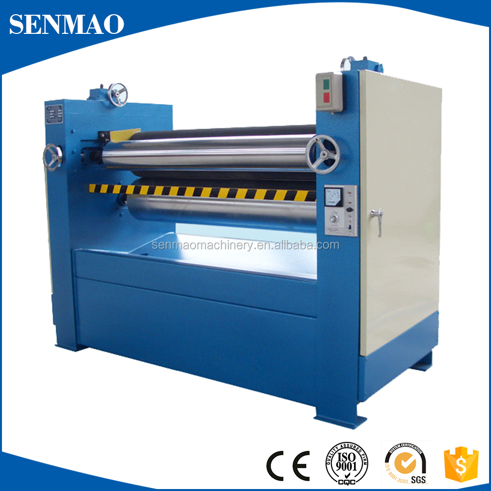 double side gluing machine