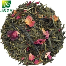 Chinese Fresh Good Taste Rose Green Tea
