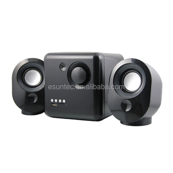 TF card 2.1 Subwoofer speaker or bluetooth subwoofer 2.1 speaker ST-2030K