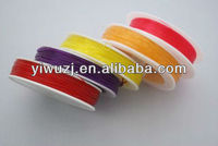 Fashion Cord,Stretch Cord,1.0mm For Jewelry Cord