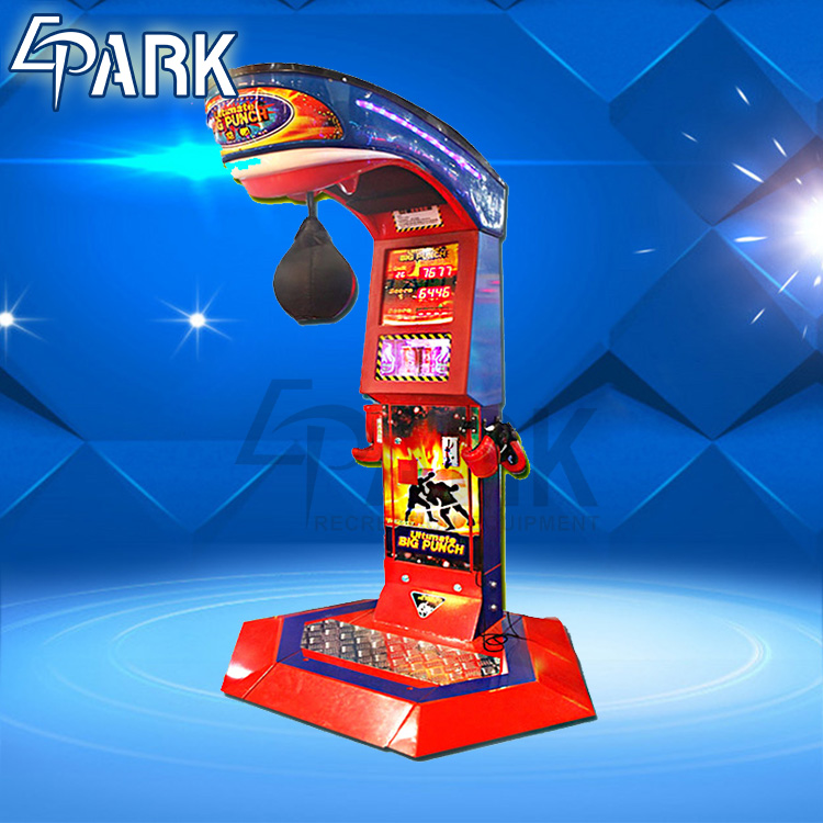 Amusement equipment boxing game machine cheap arcade games for sale