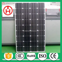 cheap 100w mono solar panel from China factory