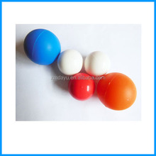 Colorful Small Rubber back massage ball