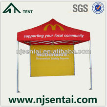 3x3M polyester folding tent man tent 50' hexagon marquee tent