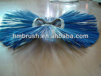 Bend Sweeping Brush For Sweeper Machine