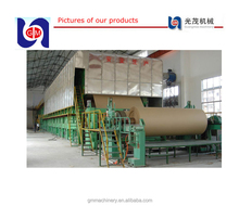 Duplex board making machines corrugated cardboard production line and plate kraft paper product making machinery