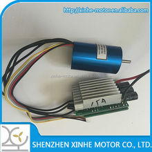 12v 24v high power high powe brushless motor for power tools