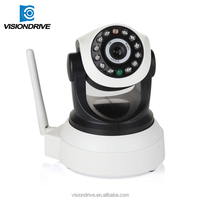 MINI 5530 0.3 M P resolution video dvr security camera system p2p wifi ip camera