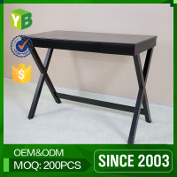 Yibang Green Product Carb Certificate Mdf Desktop Computer Table Cart