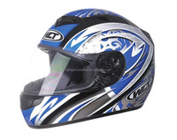 mamufacturer whole sale high quality full face helmet for motorcycle scooter and street bike