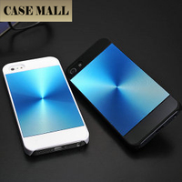 CaseMall 2015 high quality Aluminum + PC cover for iphone 5 for iphone 5s strong case