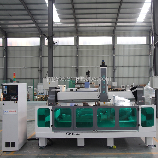 granite marble cutting polishing cnc machine