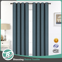 New model curtain design bedroom linen looks blackout window curtain