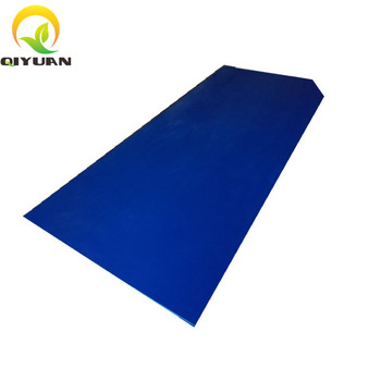 Food Grade color plastic HDPE cutting boards or chopping blocks with okulen pe 1000 sheet