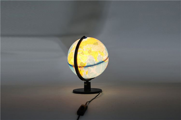 Factory supply excellent quality directly sale illuminated education globe