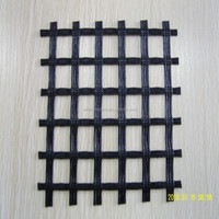 Road Construction Geogrid Fiberglass Geogrid For