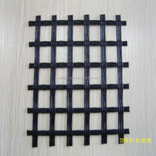 road construction geogrid fiberglass geogrid for Base reinforcement