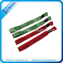 Single cheap custom festival Brand new wristband for Spring Festival Decoration