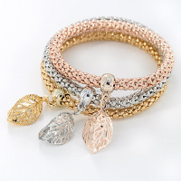 Fashion rose gold bracelet Wholesale NSBR-0004