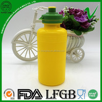 shenzhen recycling plastic drinking bottle hotsale with pop up lids