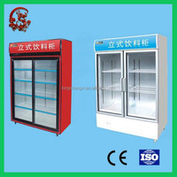 Convenience stores Practical Club Soda refrigerator