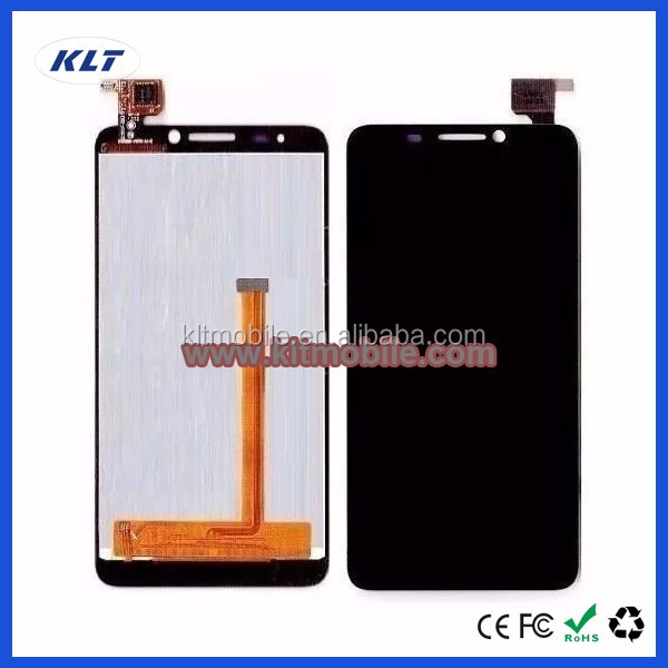 KLT Display Lcd Touch Screen for Alcatel One Touch Idol 6030n Front Glass Repair Replacement Chinese Tablet Mobile Cell Phone