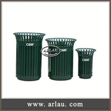 Arlau 3 Compartment Recycle Bin,Commercial Garbage Bins,garbage bins for sale