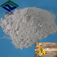 hotsale bleaching clay and mineral adsorbents fuller earth for refined sunflower oil