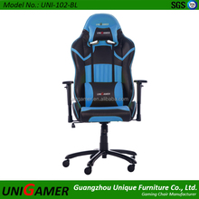 Thoughtfull Design High end Iron Metal frame and Executive Office Chair gaming racing chair with 350mm nylon base