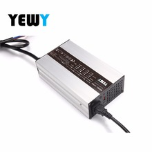 Smart charger Power Supply 20S 60V10a LiFePo4 Battery Charger 73Volt 12A for Forklift with Aluminium Alloy CE Certification