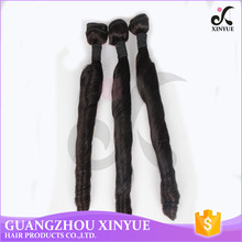 Virgin Cambodian Hair Curly Remy Hair Extensions Low Price