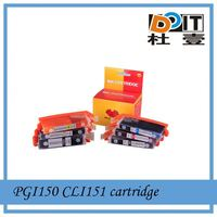 Latin America compatible for Canon PIXMA IP7210 ink cartridge with ink