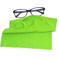 comfortable reusable cleaning cloth microfiber eyeglass lens cleaner
