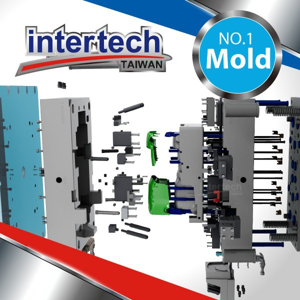 Custom high precision Plastic Injection Mold for production