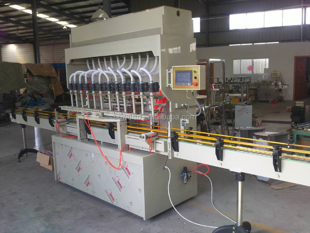 Fully Automatic Corrosion Resistant Filling Machine