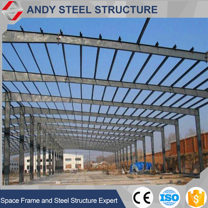 Good quality professional steel frame building warehouse with best price