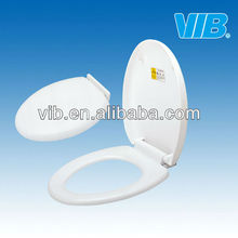 PP material soft close hinges to toilet seat