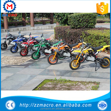 kids gas dirt bikes for sale cheap spare part mini motorcycle