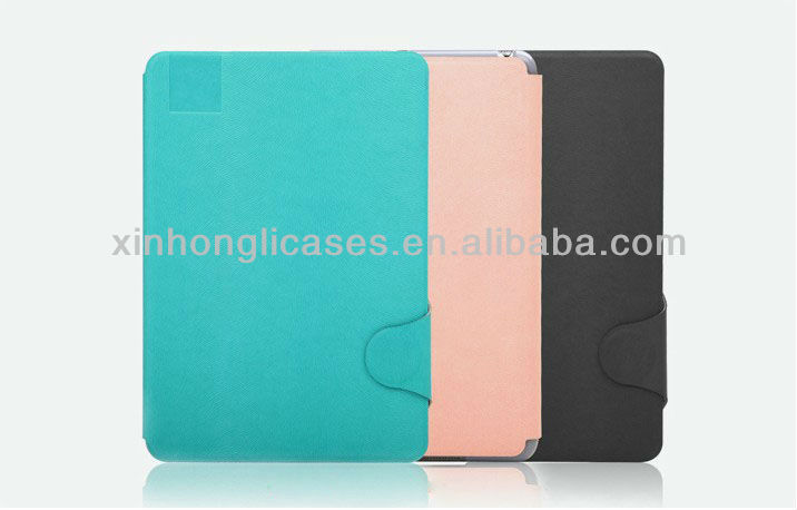 new arrival for ipad mini beautiful case Slim Smart Case Cover Skin accessories for iPad mini Sleep/Wake