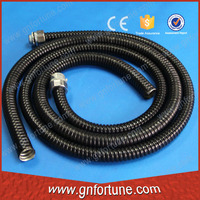 Full size corrugated plastic pipe and fittings sale