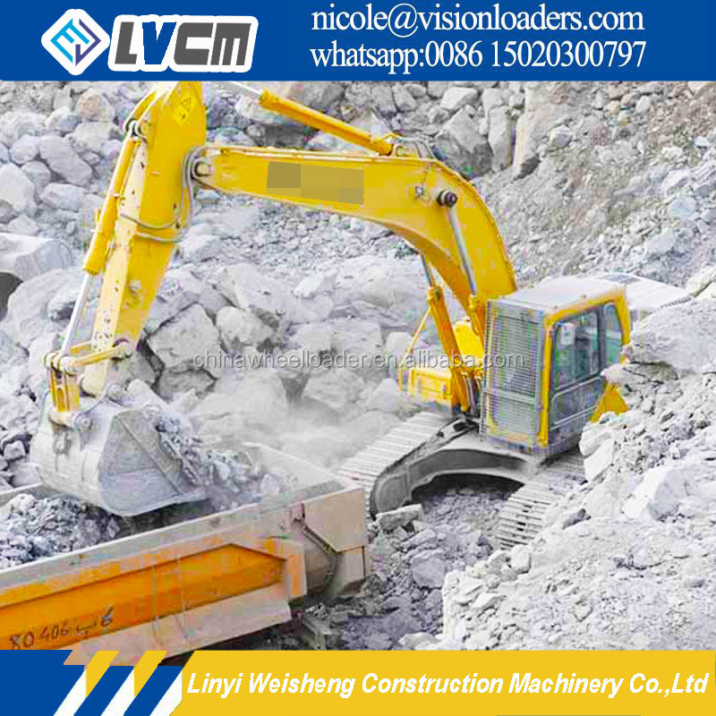 Heavy Mining duty Mining Excavator LG6300E 30TON Hydraulic Excavator for Sale
