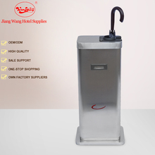 Stainless Steel Red Carpet automatic wet umbrella wrapping machine