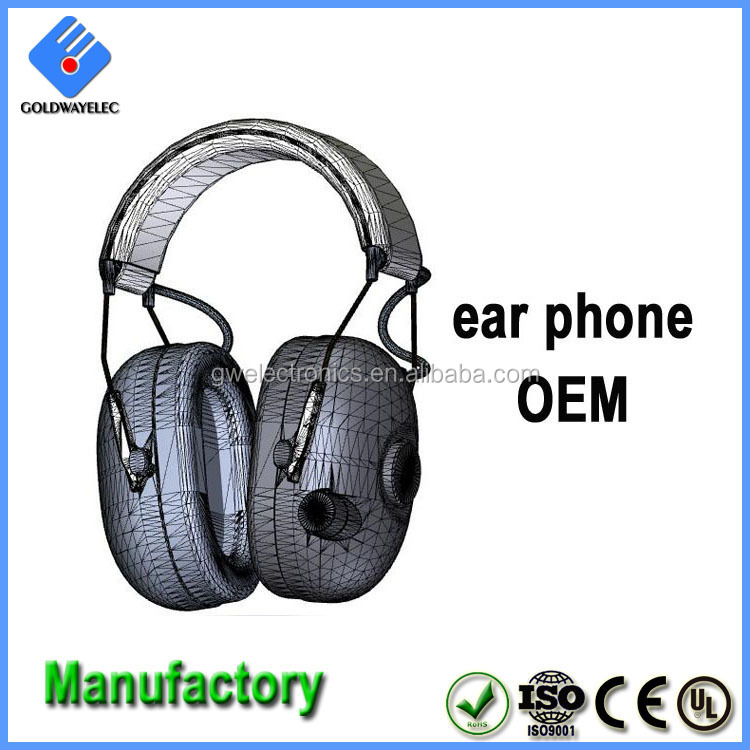 Hot sale Foldable Lightweight Safety Industry headset